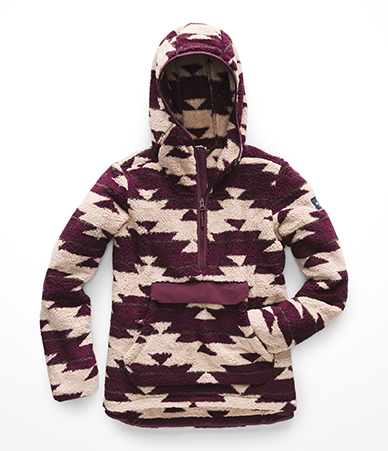 Womens Campshire Pullover Hoodie