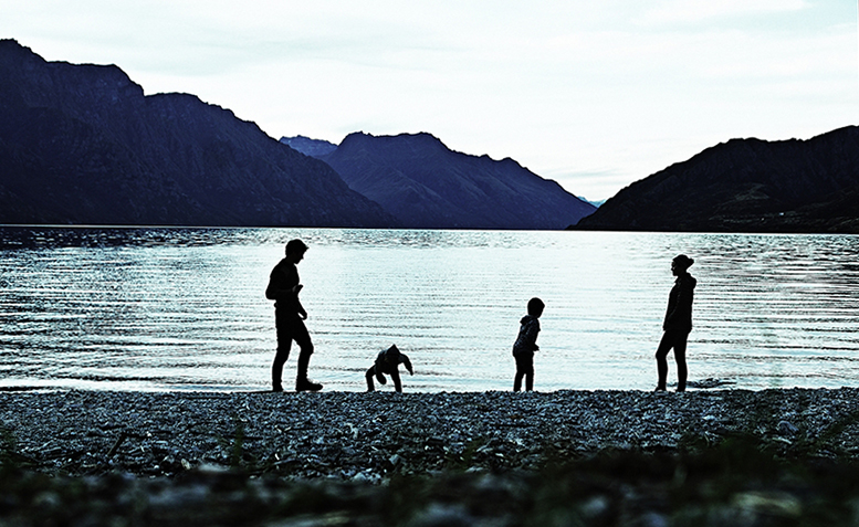 Hayley Talbot and Family, New Zealand
