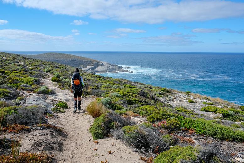 Kangaroo Wilderness Trail, Photo by Brooke Nolan
