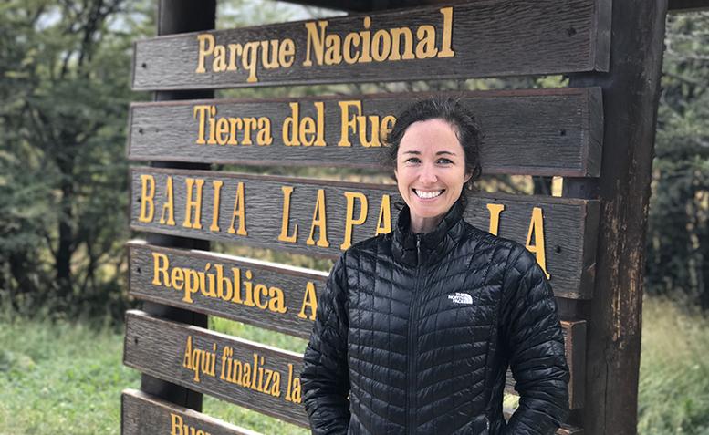 Lucy Barnard, Tierra Del Fuego