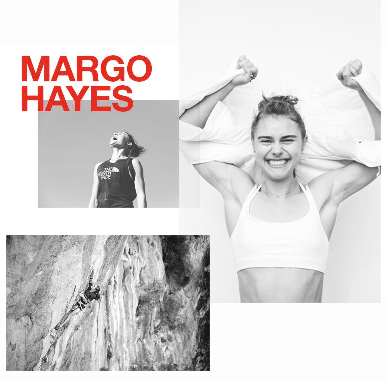 Margo Hayes
