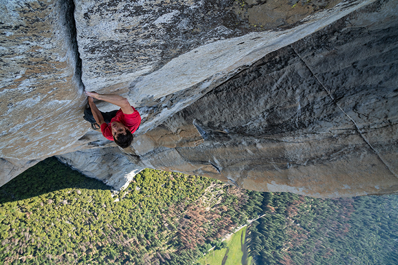 Alex Honnold, Photo National Geographic