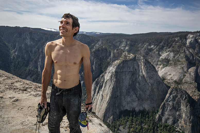 Alex Honnold @ National Geographic