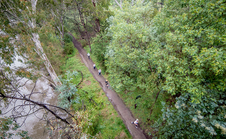 The Trail Running Series, Victoria