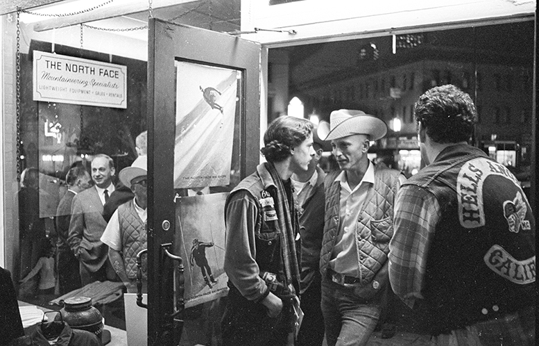 The North Face Store Opening 1966