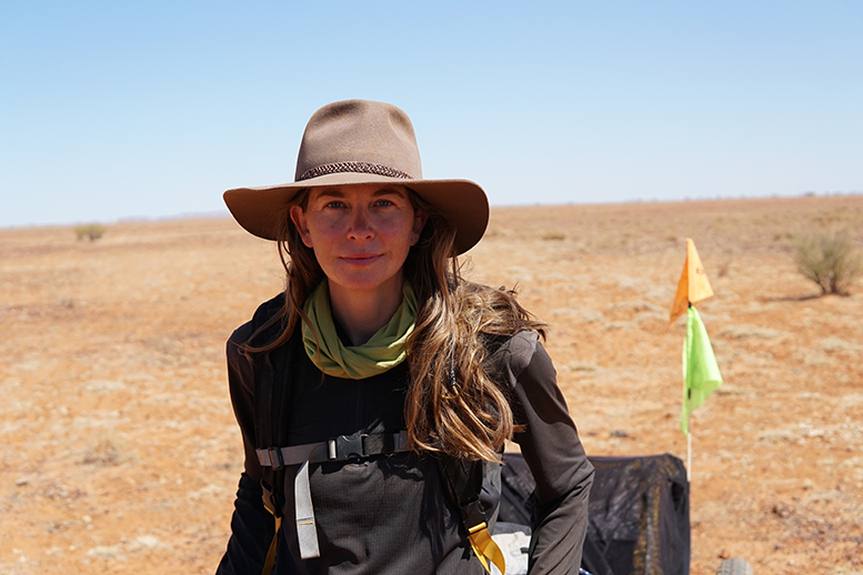 Lauren Jones on Expedition