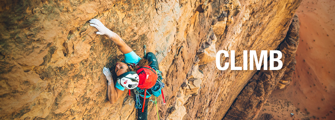 Women's Climbing Apparel