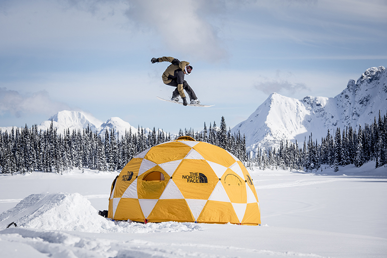 Blake Paul in Tenquille, BC, Canada shot by Aaron Blatt