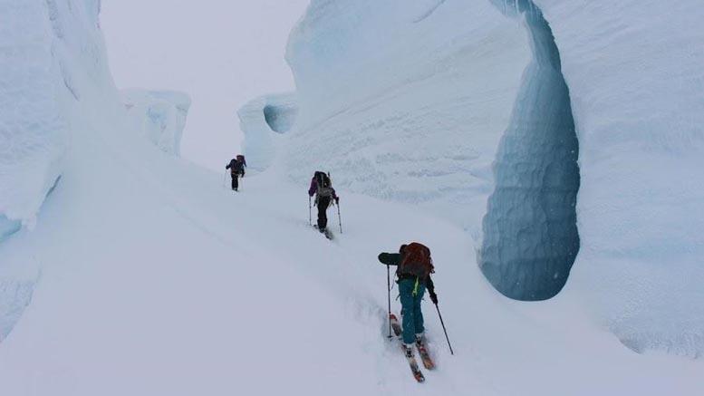 The North Face Adventure Grant Recipient 2019