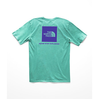 Image of The North Face Australia  MEN'S SHORT-SLEEVE RED BOX TEE