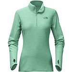 Picture of WOMEN'S MOTIVATION 1/4 ZIP