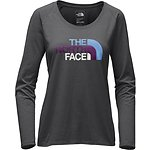 Picture of WOMEN'S LONG-SLEEVE HALF DOME SCOOP-NECK TEE