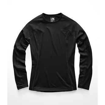 Image of The North Face Australia  WOMEN'S WARM LONG-SLEEVE CREW NECK
