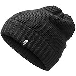 Image of The North Face Australia TNF BLACK WOMEN'S PURRL STITCH BEANIE