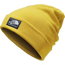 Image of The North Face Australia Leopard Yellow/Urban Navy DOCK WORKER BEANIE