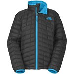 Image of The North Face BOYS' THERMOBALL FULL ZIP JACKET