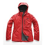 Image of The North Face Australia JUICY RED WOMEN'S DRYZZLE JACKET