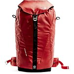 Image of The North Face Australia FIERY RED/TNF BLACK CINDER PACK 55