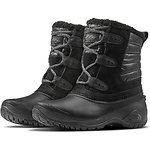 Image of The North Face Australia TNF Black/Smoked Pearl Grey WOMEN'S SHELLISTA II SHORTY BOOTS