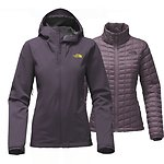 Picture of WOMEN'S THERMOBALL™ TRICLIMATE® JACKET