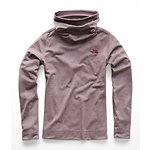 Image of The North Face Australia Fig Heather WOMEN'S NOVELTY GLACIER PULLOVER