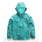 Image of The North Face Australia KOKOMO GREEN GIRLS' RESOLVE REFLECTIVE JACKET