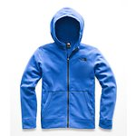 Image of The North Face Australia TURKISH SEA/TNF BLACK BOYS' GLACIER FULL ZIP HOODIE