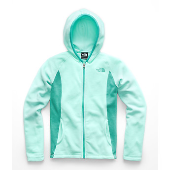 Image of The North Face Australia  GIRLS' GLACIER FULL ZIP HOODIE