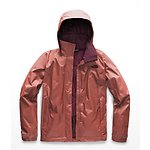 Image of The North Face Australia Faded Rose/Fig WOMEN'S RESOLVE 2 JACKET