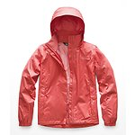 Image of The North Face Australia SPICED CORAL WOMEN'S RESOLVE 2 JACKET