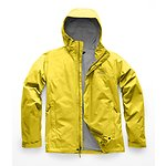 Image of The North Face Australia Acid Yellow/Leopard Yellow MEN'S VENTURE 2 JACKET