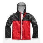 Image of The North Face Australia FIERY RED/ASPHALT GREY MEN'S VENTURE 2 JACKET