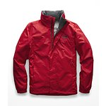 Image of The North Face Australia RAGE RED/RAGE RED MEN'S RESOLVE 2 JACKET