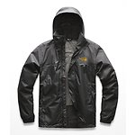 Image of The North Face Australia Asphalt Grey-Zinnia Orange MEN'S RESOLVE 2 JACKET