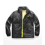 Image of The North Face Australia Asphalt Grey/Acid Yellow MEN'S RESOLVE 2 JACKET