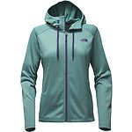Picture of WOMEN'S TECH MEZZALUNA HOODIE