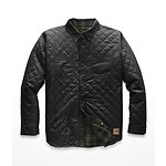 Image of The North Face Australia TNF BLACK MEN'S FORT POINT INSULATED FLANNEL