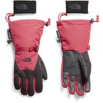 Image of The North Face Australia Teaberry Pink/TNF Dark Grey Heather WOMEN'S MONTANA GORE-TEX GLOVE