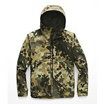 Image of The North Face Australia New Taupe Green Macrofleck Camo Print MEN'S MILLERTON JACKET