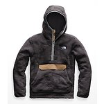 Image of The North Face Australia Weathered Black/Cargo Khaki MEN'S CAMPSHIRE PULLOVER HOODIE