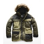 Image of The North Face Australia New Taupe Green Combo MEN'S MCMURDO PARKA III