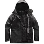 Image of The North Face Australia ASPHALT GREY/TNF BLACK MEN'S CLEMENT TRICLIMATE® JACKET