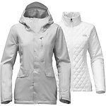 Picture of WOMEN'S THERMOBALL™ SNOW TRICLIMATE®  JACKET