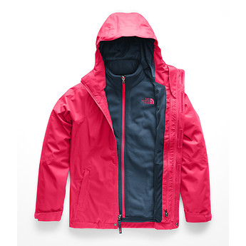 Image of The North Face Australia  GIRLS' MOUNTAIN VIEW TRICLIMATE® JACKET