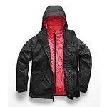 Image of The North Face Australia TNF BLACK GIRLS' KIRA TRICLIMATE® JACKET