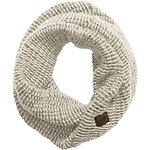 Image of The North Face Australia VINTAGE WHITE WOMEN'S COWL SCARF