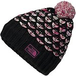 Picture of GIRLS' CHUNKY POM BEANIE