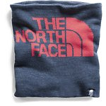 Image of The North Face Australia Blue Wing Teal Heather/Atomic Pink YOUTH NECK GAITER