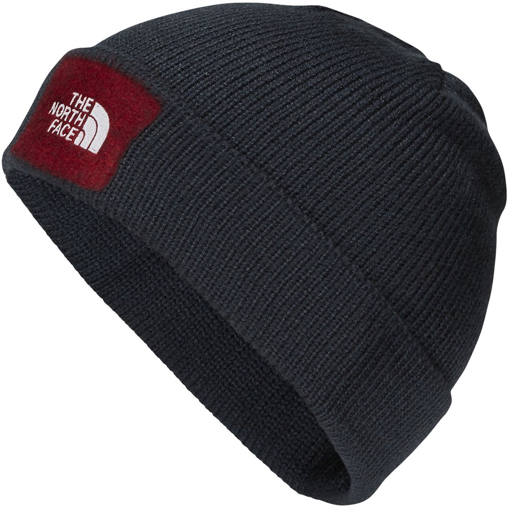 67e851630ca Image of The North Face Australia URBAN NAVY TNF FELTED LOGO BEANIE