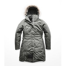 ba720cac2c Image of The North Face Australia TNF MEDIUM GREY HEATHER WOMEN'S ARCTIC  PARKA II